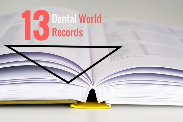 Dental world records