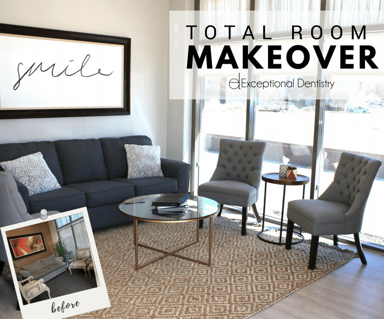 Behind the Scenes of An Epic Room Makeover