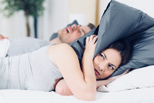 Is Sleep Apnea Harming Your Love Life